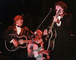 The Everlys Brothers in concerto