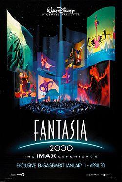 幻想曲2000   幻想曲2000   )是   迪士尼   第38部   经...