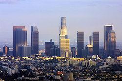 洛杉磯市天際線