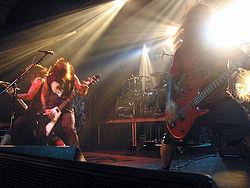 Machine Head in concerto