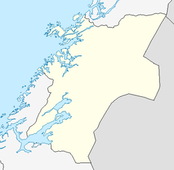 Beitstad is located in Nord-Trøndelag