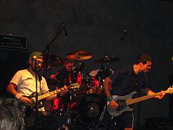 I Propoagandhi nel 2007.