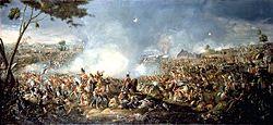 La battaglia di Waterloo, di William Sadler