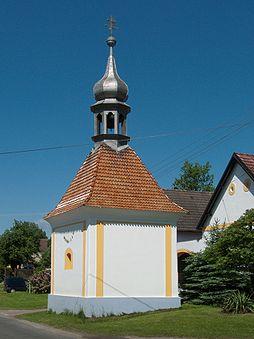 Kaple sv. Floriána v Chlebově