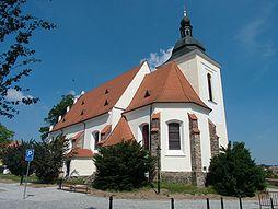 Kostel sv. Jiljí ve Vlašimi