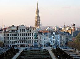 Bruxelles – Veduta