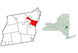 Albany – Mappa