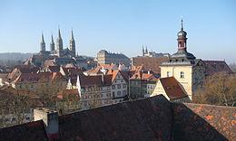 Bamberga – Veduta