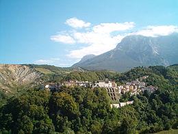 Castelli – Veduta