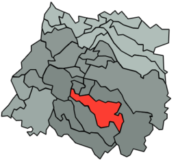 Linares – Mappa