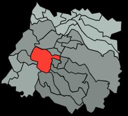 San Javier de Loncomilla – Mappa