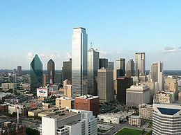 Dallas – Veduta