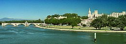 Avignone – Veduta