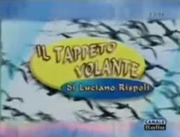 Logo del programma Tappeto volante