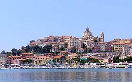 Porto Maurizio – Veduta
