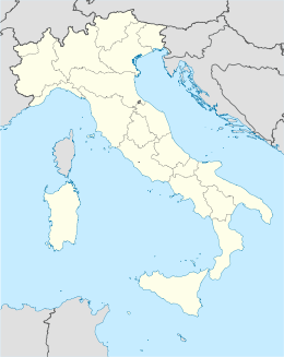 Marliana  posizionata in Italia