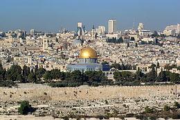 Gerusalemme – Veduta