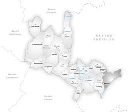 Maracon – Mappa