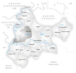 Marthalen – Mappa