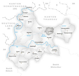 Truttikon – Mappa