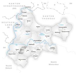 Volken – Mappa