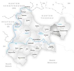 Waltalingen – Mappa