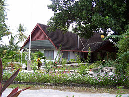 Tarawa Sud – Veduta