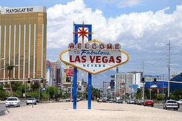 Las Vegas – Veduta