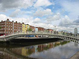 Dublino – Veduta