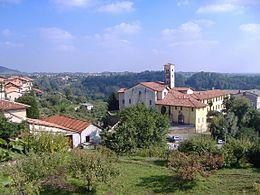 Masserano – Veduta
