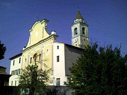 La chiesa parrocchiale di Sant'Andrea apostolo