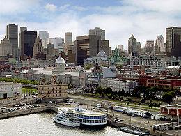 Montréal – Veduta
