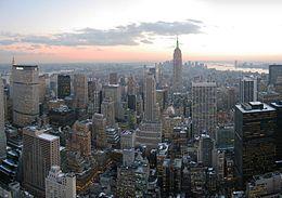 Manhattan – Veduta