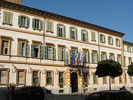 Palazzo Natta-Isola, sede della provincia