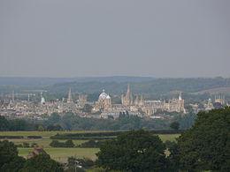 Oxford – Veduta