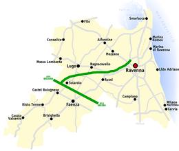 Provincia di Ravenna – Veduta