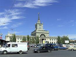 Volgograd – Veduta