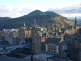 Edimburgo – Veduta