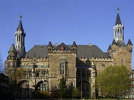 Primăria din Aachen
