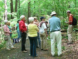 Tour at Fernbank Forest
