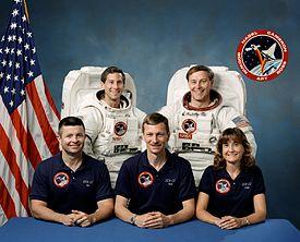 后排左起:阿普特、罗斯前排左起:卡梅隆、纳格尔、格得温