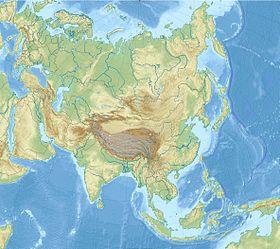 Borneo è posizionata in Asia