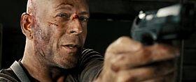 Bruce Willis nei panni di John McClane