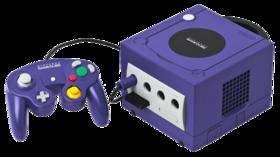 Una console GameCube
