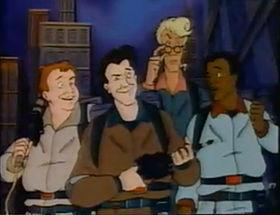 Ray, Peter, Egon, e Winston