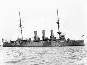HMS Gladiator