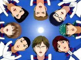 I personaggi di Prince of Tennis