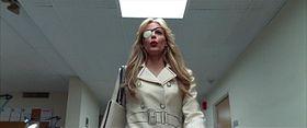 Elle mentre si reca ad assassinare Beatrix Kiddo nella clinica dove riposa in stato comatoso.