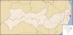 Localização do Recife