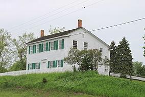 Walker's Tavern Cambridge Junction Historic State Park Brooklyn Michigan.JPG